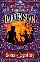 Shan, Darren - SONS OF DESTINY - 9780007159215 - V9780007159215