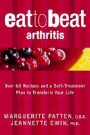 Patten, Marguerite - Arthritis (Eat to Beat) - 9780007169665 - V9780007169665