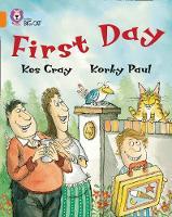 Gray, Kes - First Day - 9780007186662 - V9780007186662