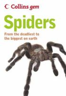Hillyard, P. D. - Spiders (Collins Gem) - 9780007191710 - V9780007191710