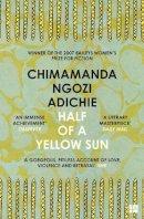 Chimamanda Ngozi Adichie - Half of a Yellow Sun - 9780007200283 - 9780007200283