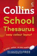 - Collins School - Collins School Thesaurus - 9780007225309 - KSG0006374