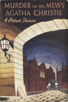 Agatha Christie - Murder in the Mews and Other Stories (Poirot Facsimile Edition) - 9780007234486 - V9780007234486
