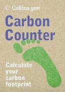 Lynas, Mark - Carbon Counter - 9780007248124 - KRF0028313