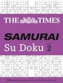 Times - Times Samurai Su Doku (Bk. 2) - 9780007250417 - V9780007250417