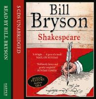 BILL BRYSON - Shakespeare The World as Stage - 9780007262182 - KTG0016344