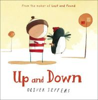 Oliver Jeffers - Up and Down - 9780007263851 - V9780007263851