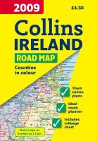 Not Known - 2009 Collins Ireland - Road Map - 9780007272518 - KRS0003573