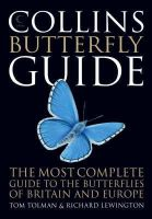 Tolman, Tom - Collins Butterfly Guide - 9780007279777 - V9780007279777
