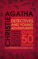 AGATHA CHRISTIE - Detectives and Young Adventurers - 9780007284191 - V9780007284191