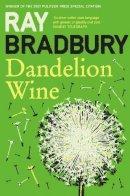 Bradbury, Ray - Dandelion Wine - 9780007284740 - 9780007284740