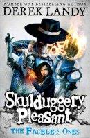 Landy, Derek - The Faceless Ones (Skulduggery Pleasant - Book 3) - 9780007302161 - V9780007302161