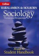 Holborn, Martin; Langley, Peter; Burrage, Pamela - Sociology Themes and Perspectives Student Handbook - 9780007310722 - V9780007310722