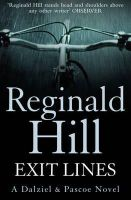Hill, Reginald - Exit Lines - 9780007313099 - V9780007313099