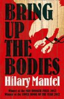 Mantel, Hilary - Bring Up the Bodies - 9780007315109 - 9780007315109