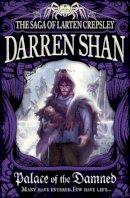 Shan, Darren - Palace of the Damned. Darren Shan (Saga of Larten Crepsley) - 9780007315932 - V9780007315932