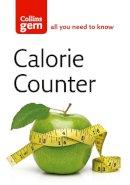 - Calorie Counter (Collins Gem) - 9780007317622 - KEX0302134