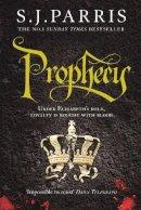 S. J. Parris - Prophecy - 9780007317738 - V9780007317738