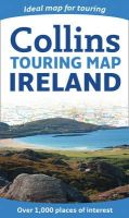 Collins Maps - Collins Ireland - Touring Map - 9780007320752 - KRS0003545