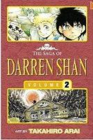 Shan, Darren - The Saga of Darren Shan (2) - The Vampire's Assistant - 9780007320882 - 9780007320882