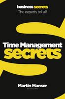 Martin Manser - Time Management (Collins Business Secrets) - 9780007324460 - V9780007324460