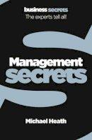 Heath, Michael - Management (Collins Business Secrets) - 9780007328062 - KSG0015076
