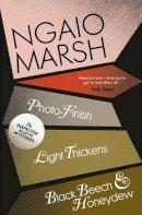 Marsh, Ngaio - Photo-Finish - 9780007328796 - V9780007328796