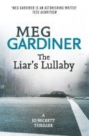 Gardiner, Meg - Liar's Lullaby - 9780007337637 - KNH0002870