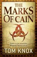 Knox, Tom - The Marks Of Cain - 9780007342617 - KSG0003065