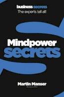 Manser, Martin - Mind Power (Collins Business Secrets) - 9780007346769 - KKD0001381