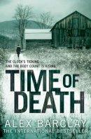 Barclay, Alex - Time of Death - 9780007356263 - KTJ0007890