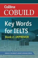 Various - Collins Cobuild Key Words for Ielts: Book 2 Improver - 9780007365463 - V9780007365463