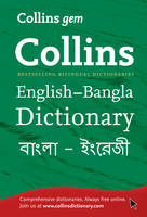 Harry Styles - Collins GEM English-Bangla/Bangla-English Dictionary - 9780007387120 - KEX0301879