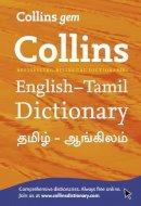 Collins - Collins Gem English-Tamil - 9780007387151 - V9780007387151