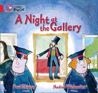 Shipton, Paul - Night at the Gallery - 9780007412846 - V9780007412846