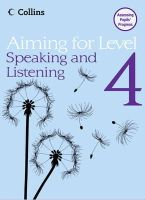 Brindle, Keith - Level 4 Speaking and Listening - 9780007415922 - V9780007415922