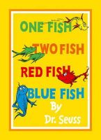 Seuss, Dr. - Dr Seuss - One Fish, Two Fish, Red Fish, Blue Fish - 9780007425617 - V9780007425617