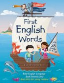 Jamieson, Karen - Collins First English Words (Collins Cobuild) - 9780007431571 - V9780007431571
