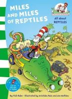 Dr Seuss - The Cat in the Hat's Learning Library - Miles and Miles of Reptiles - 9780007433063 - V9780007433063