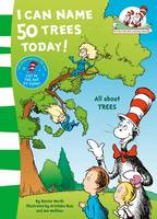 Dr Seuss - The Cat in the Hat's Learning Library - I Can Name 50 Trees Today - 9780007433070 - V9780007433070