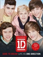 One Direction - Dare to Dream - 9780007444397 - KRA0002238