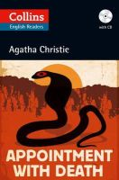 Christie, Agatha - Collins Appointment with Death (ELT Reader) - 9780007451616 - KSG0005023