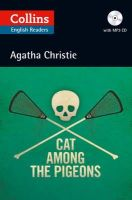 Christie, Agatha - Collins Cat Among the Pigeons (ELT Reader) - 9780007451739 - KSG0005022