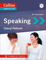Pelteret, Cheryl - Speaking (Collins General Skills) (French Edition) - 9780007457830 - V9780007457830