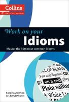 Anderson, Sandra - Collins Work on Your Idioms - 9780007464678 - V9780007464678