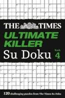 The Times Mind Games - Times Ultimate Killer Su Doku Book 4 - 9780007465170 - V9780007465170