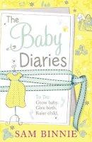 Binnie, Sam - The Baby Diaries - 9780007477104 - 9780007477104