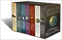 HarperCollins Publishers - A Song of Ice and Fire - Volumes 1-5 Box Set - 9780007477159 - 9780007477159