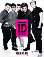 One Direction ( DAN XIANG YUE DUI ) - One Direction: Where We are (100% Official) - 9780007489008 - KEX0272239