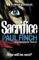 Finch, Paul - Sacrifice - 9780007492312 - V9780007492312